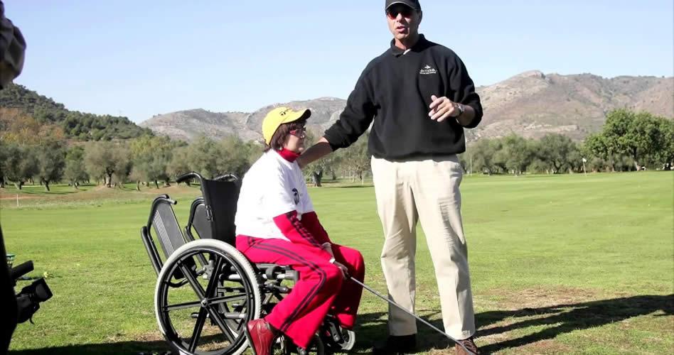 Golf y solidaridad van de la mano en el Andalucía Valderrama Masters