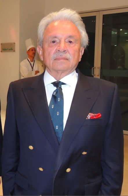 Embajador Arcaya (cortesía infodio)
