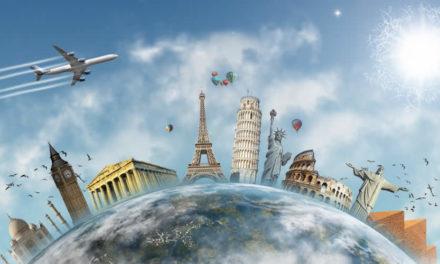 La vuelta al mundo en 40 años con una maleta de golf