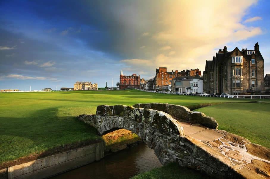 Old Course de St Andrews