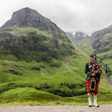 Escocia - la cuna del golf