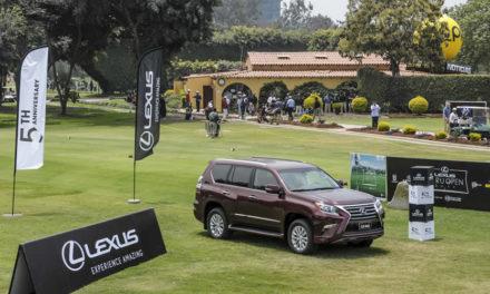 Lexus Perú Open 2017, un evento clave en la temporada
