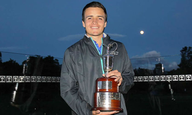 Lucas Moreno y Diego Ovalle, los dos nuevos invitados al Latin American Amateur Championship 2018