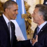 Macri recibirá mañana a Barack Obama y jugarán al golf
