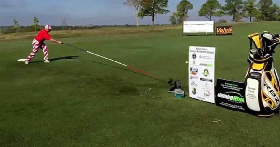 Ranking: Conoce los 10 récord Guinness más peculiares del mundo del golf