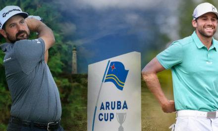 Roberto Díaz y Ben Silverman serán los capitanes para la Aruba Cup