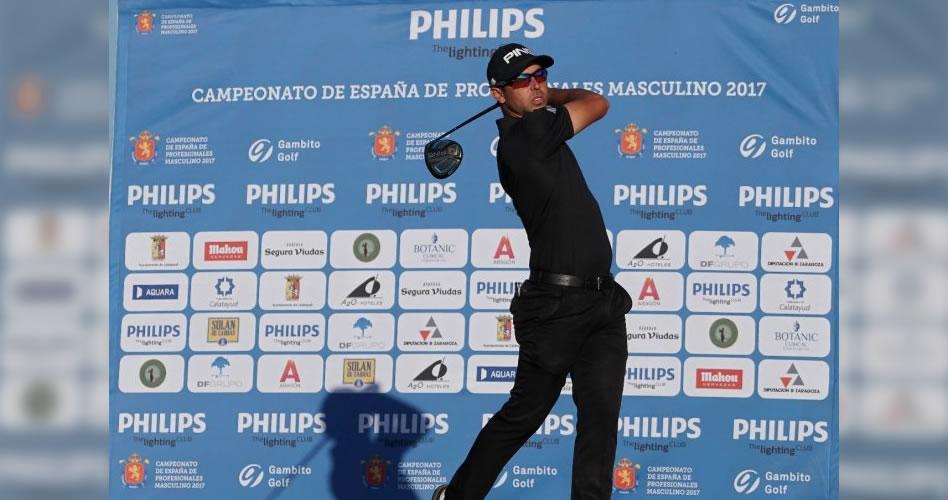 Sebastián García brilla con luz propia en el Philips Lighting Campeonato de España de Profesionales