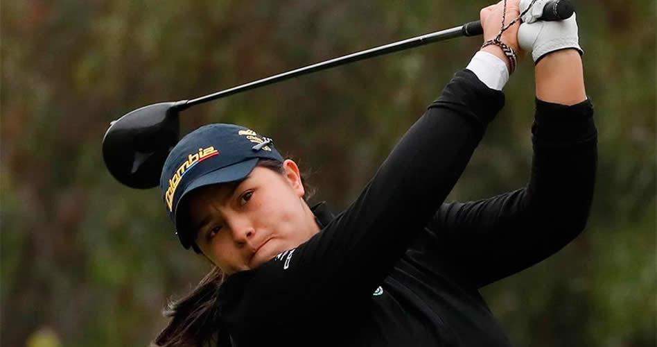 Valery Plata es líder a falta de una ronda del golf de los Juegos Suramericanos de la Juventud