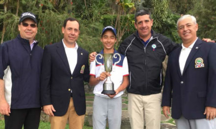 Virgilio Paz es el nuevo Campeón Nacional Juvenil