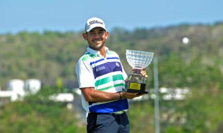 Wolmer con su 1ra victoria en Asia