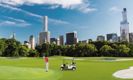 36 Hoyos de Golf en el Central Park de New York