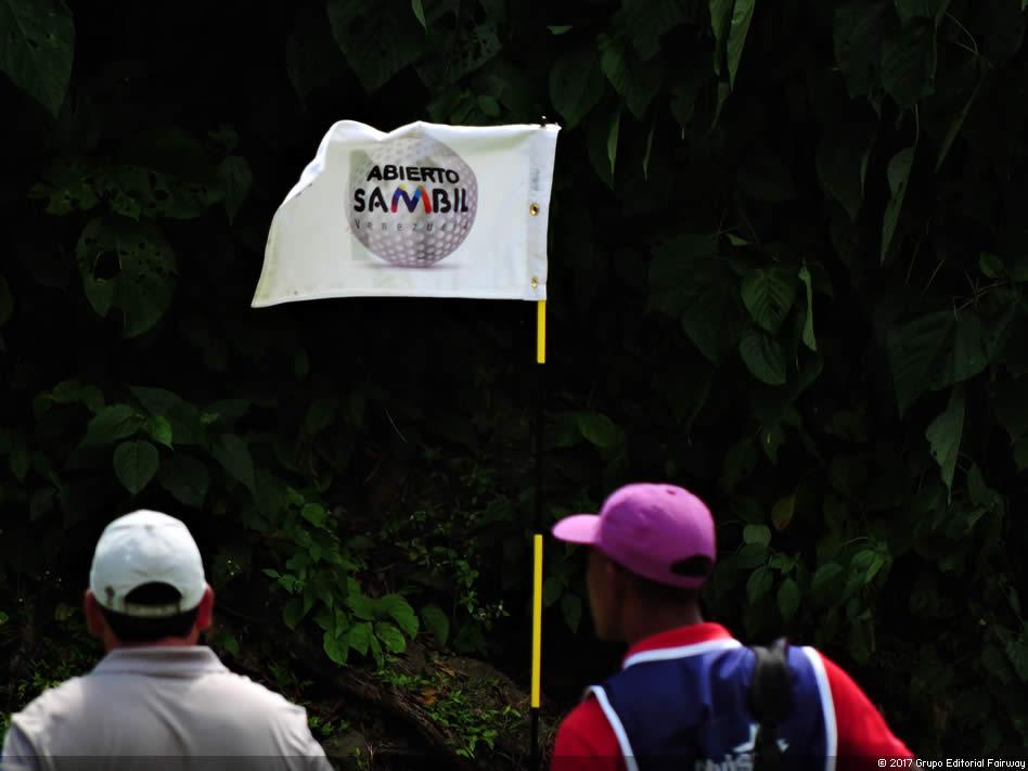 Loroima, Meneghini y Rafael Guerrero líderes del XIV Abierto Sambil
