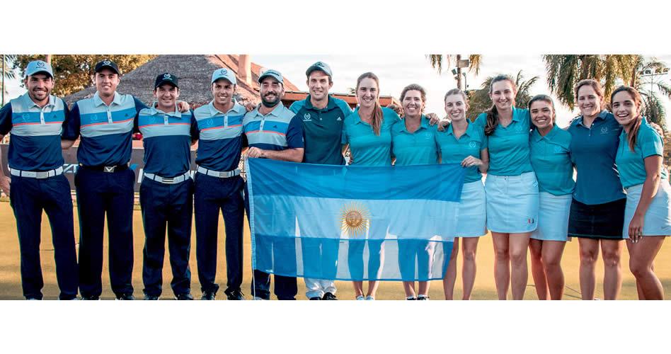 ¡Argentina se quedó con el doble Campeonato!