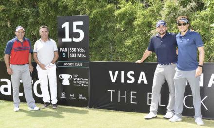 Arranca en el Jockey Club el 112° VISA Open de Argentina presentado por Macro