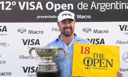 Brady Schnell logra dramática victoria en el 112º VISA Open de Argentina