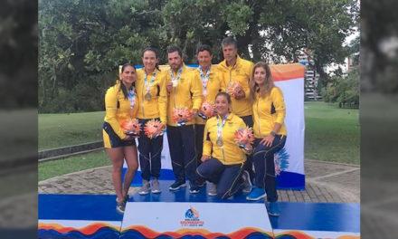 Colombia encontró El Dorado en Cali compitiendo en el golf Bolivariano