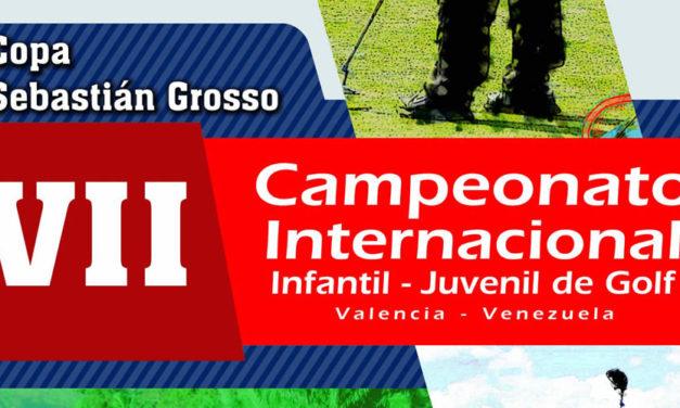 Culmina el Campeonato Internacional Infantil Juvenil en el Guataparo Country Club