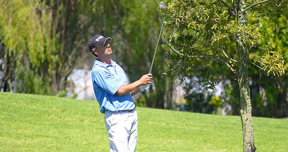 Eduardo Herrera alcanzó su clasificación a la gran final del Q-School del PGA Tour Champions