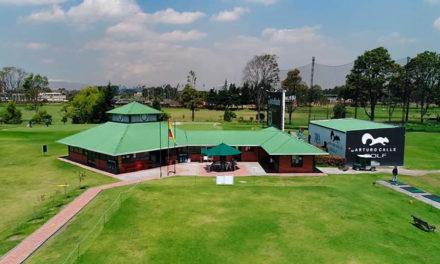 El Campo Público en Bogotá, la puerta de entrada al golf en la capital del país