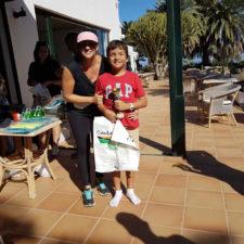 Alejandro Santana vencedor 18 hoyos
