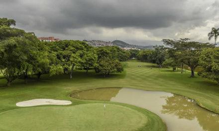 El golf de los Juegos Bolivarianos arranca este jueves en el Club Campestre de Cali