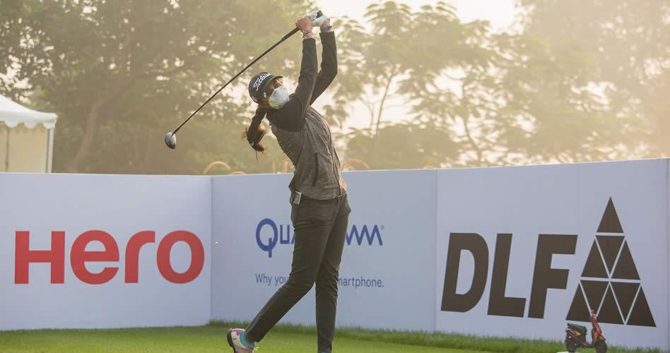 El golf no se libra de la contaminación que se ha disparado en la India