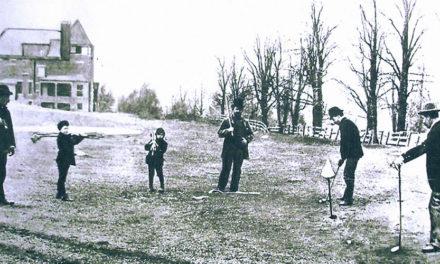 El pionero club de golf de Yonkers