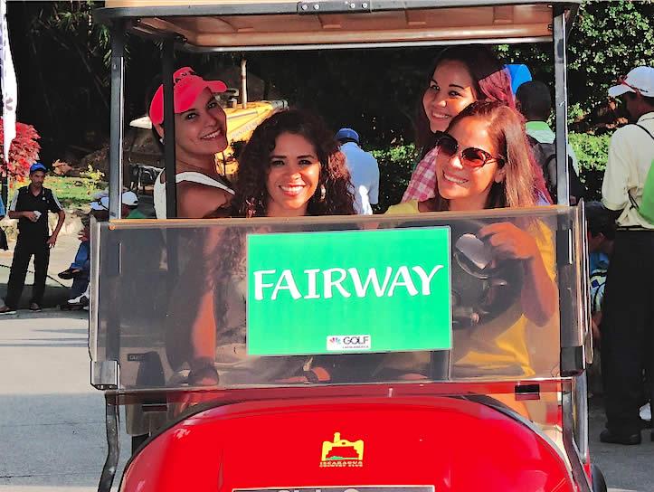 Equipo Fairway - Sambil