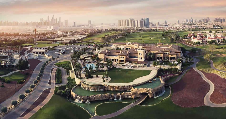 Estreno de 'Series Rolex' concluye en el DP World Tour Championship (cortesía Worldwide Golf)