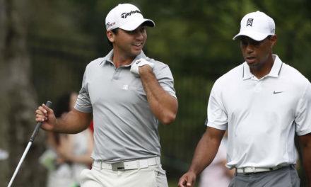 """Jason Day revela sus diálogos con Woods: """"Es la primera vez en tres años que Tiger no siente dolor"""""""
