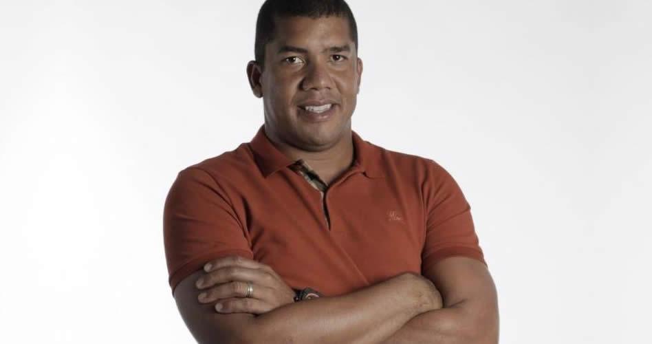 Jhonattan Vegas, el cuarto bate de Venezuela en el golf