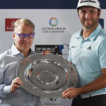 Jon Rahm conquista el Sir Henry Cotton Trophy al Mejor Rookie del año en Europa