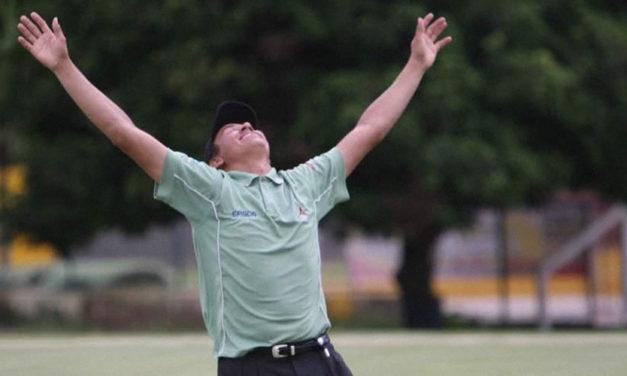 Juan Carlos Berastegui ganador del Abierto Sambil