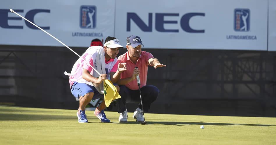 Julián Etulain asume el control absoluto del NEC Argentina Classic
