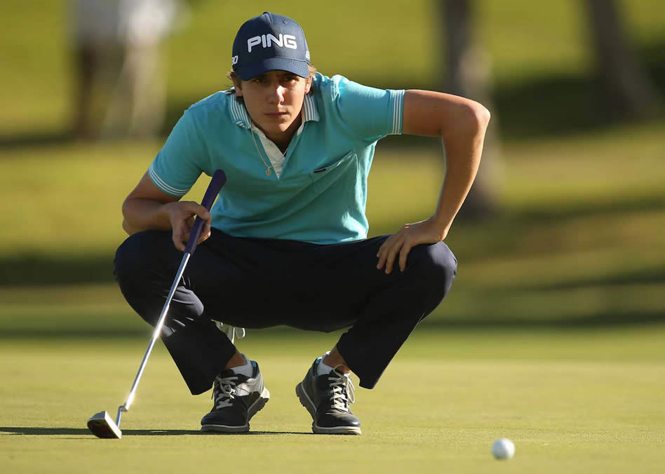 Carlos Ortiz (cortesía Golf & Spa Magazine)