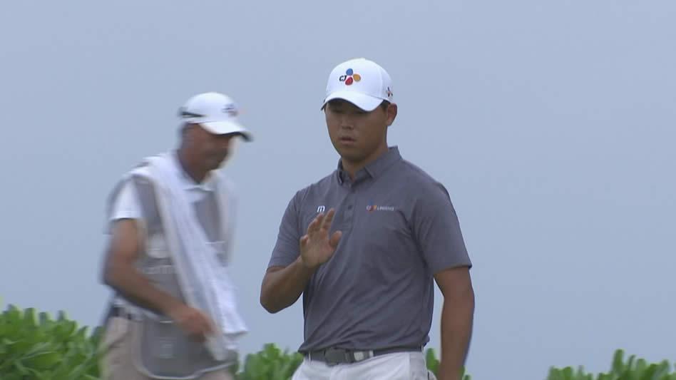 Si Woo Kim (cortesía PGA Tour)