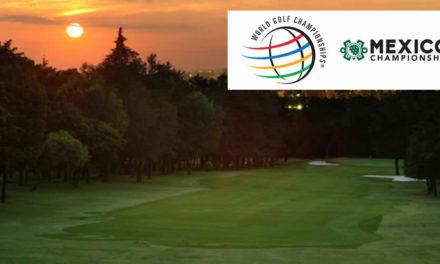 Los mejores jugadores del Tour Europeo califican oficialmente para el 2018 WGC-Mexico Championship
