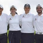 ¡ORO! Colombia se cubrió de gloria al final del golf en los Juegos Bolivarianos 2017