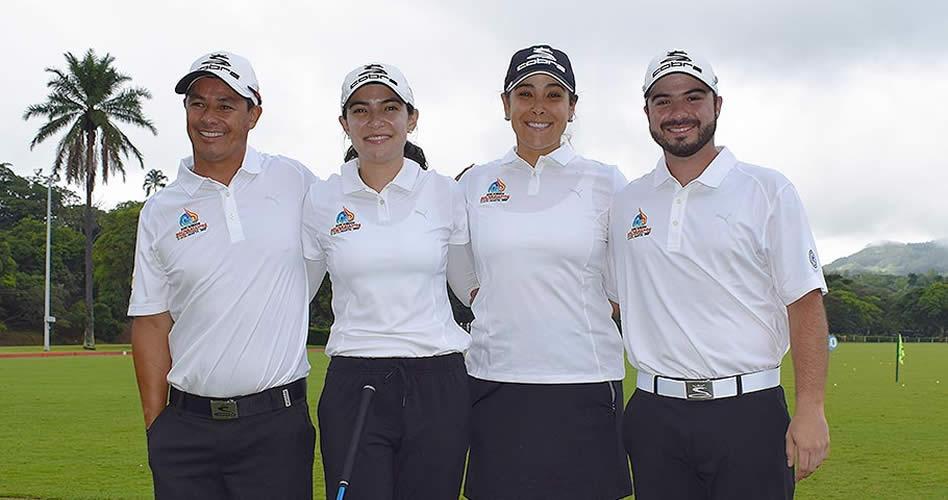 """Paola Moreno deja el golf tras ganar el oro en los Juegos Bolivarianos: """"Llegó el momento del retiro"""""""