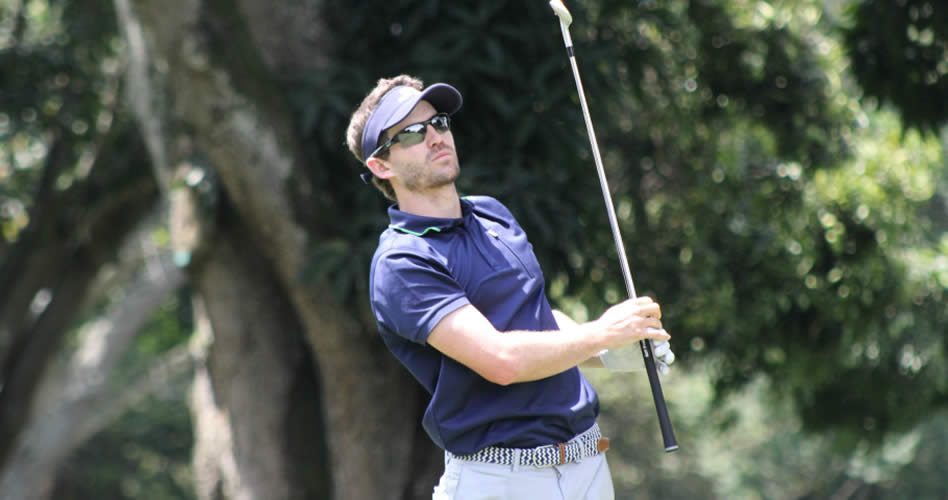 Quinto puesto de Andrés Echavarría en el Abierto Sambil le da su clasificación a la gran final de las Dev Series PGA TOUR LA