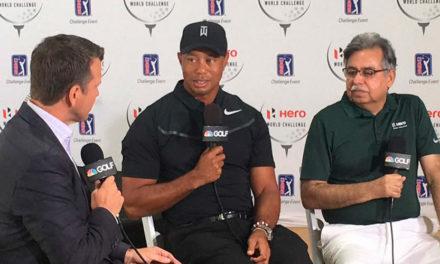 Tiger Woods rompe su silencio tras 10 meses sin competir