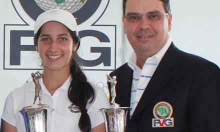 Vanessa Gilly es la nueva Campeona Nacional Juvenil