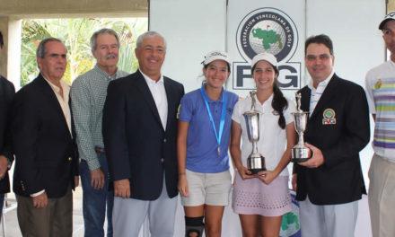 Vanessa Gilly se consagra Campeona Nacional Juvenil