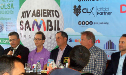 XIV Abierto Sambil tendrá bolsa de 100 millones de bolívares