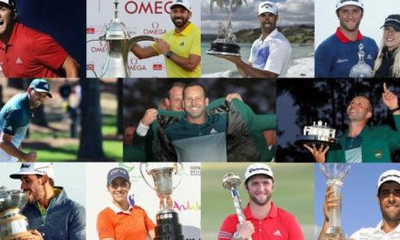 2017: un año para la historia del golf español