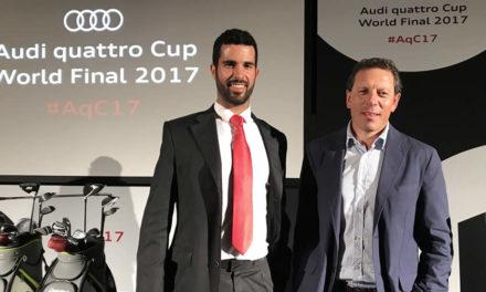 Andreu Pérez y Ramón Clavell se proclaman terceros scratch en la Final Mundial de la Audi quattro Cup en Los Cabos de México