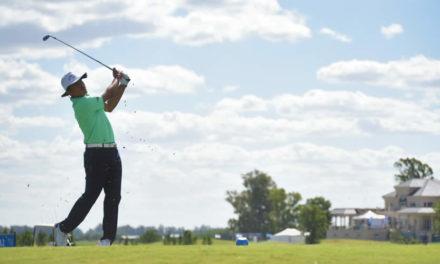 Augusto Nuñez campeon 80 Campeonato Argentino de Profesionales de Golf
