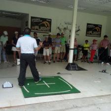 Clínica de Golf en el Caracas Country Club del Programa Formador de Formadores