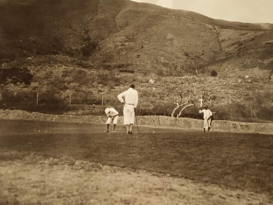 El Golf en Venezuela nació hace 100 años en Las Barrancas