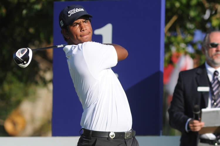 Candidatos a ganar el LAAC 2018: Hérik Machado (Brasil) ha progresado mucho en el último año y puede ser una revelación (Enrique Berardi/PGA TOUR)